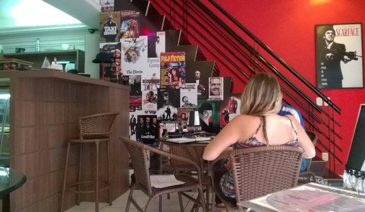 Montana Café, no CCAB Sul, Bloco 5.