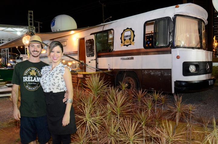 Canela Café foi inaugurado há três meses, no Fest Bossa e Jazz, em São Miguel do Gostoso. (Foto: Fábio Cortez/NOVO)