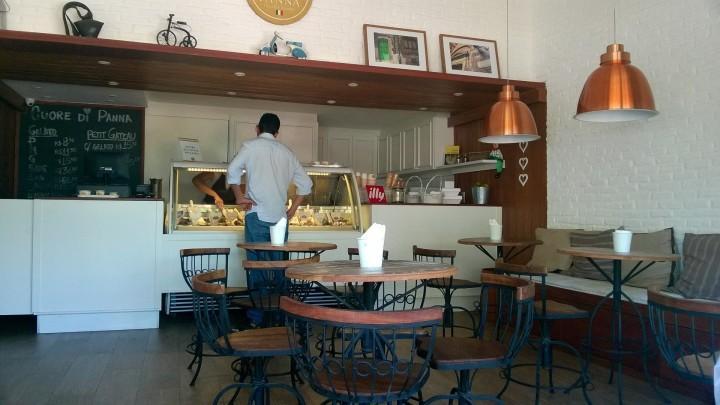 A Cuore tem duas lojas: uma em Ponta Negra e uma em Petrópolis (foto)