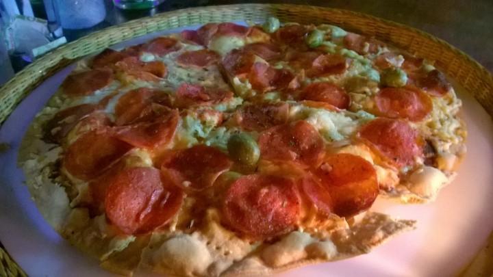Retornei às pizzarias: o que achei da Curva doVento