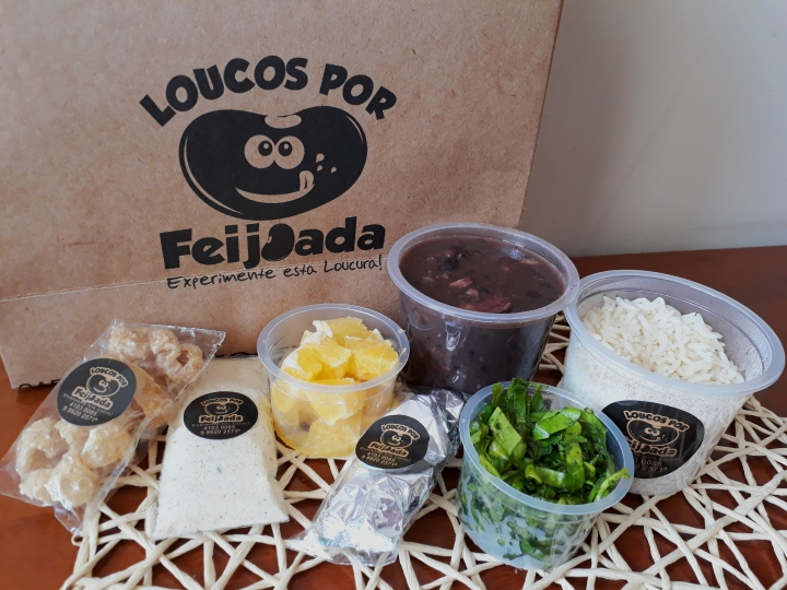 Delivery diferente em Natal: conheça o Loucos porFeijoada