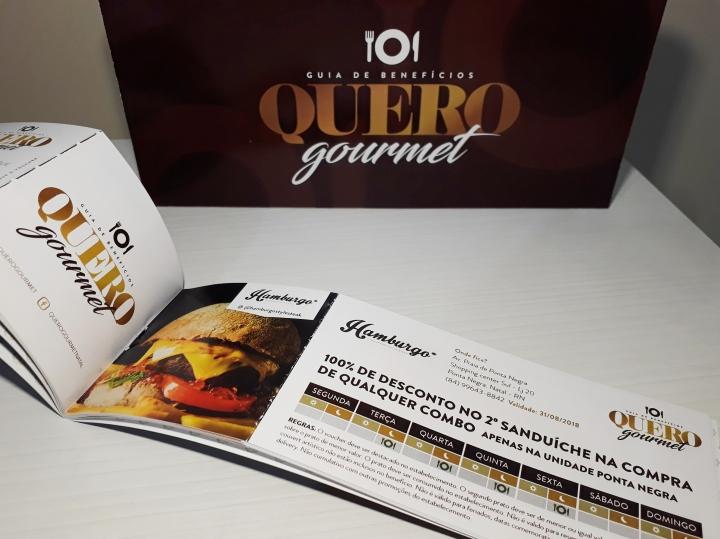 27 restaurantes oferecem descontos através do guia QueroGourmet