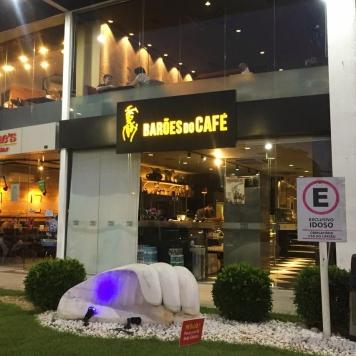 Barões do Café, localizada no shopping Seaway. (Foto: Isabel Jales/Flambado na Cachaça)
