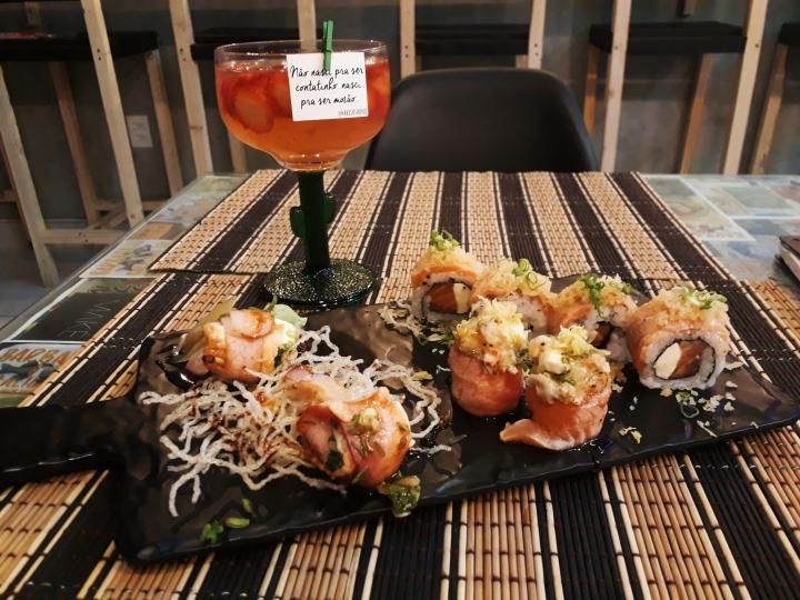 """""""Legal, criativo e diferente"""": Makê Sushi Pub chega a CapimMacio"""