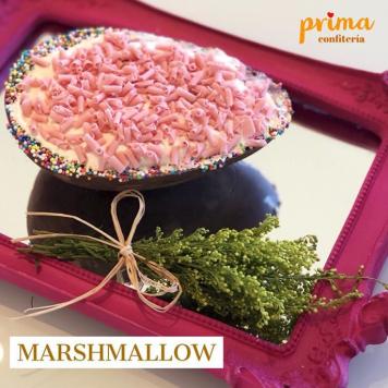 Ovo de marshmallow da Prima Confiteria.