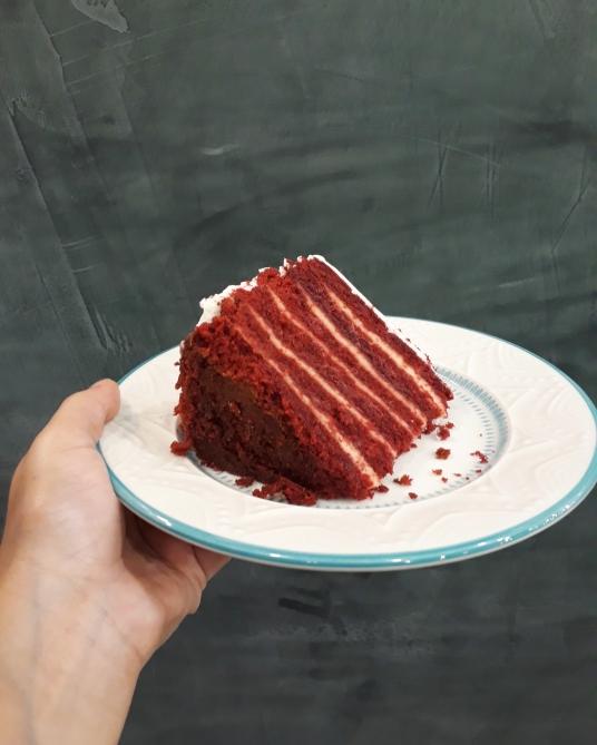 Red Velvet da Very Sugar.