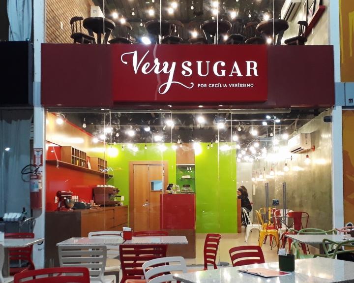 Fachada da Very Sugar, unidade do Seaway
