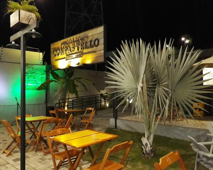Conpastello fica na Av. Ayrton Senna, em Nova Parnamirim