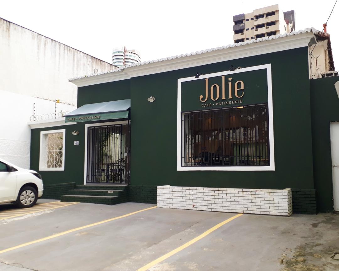 Jolie Café e Pâtisserie, unidade de Petrópolis