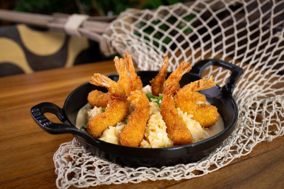 28 restaurantes oferecem pratos inéditos na 6ª Festa doCamarão