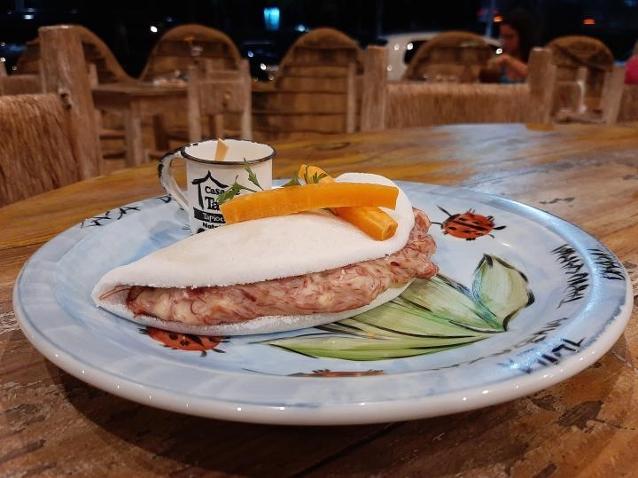 Casa de Taipa oferece o melhor da culinárianordestina