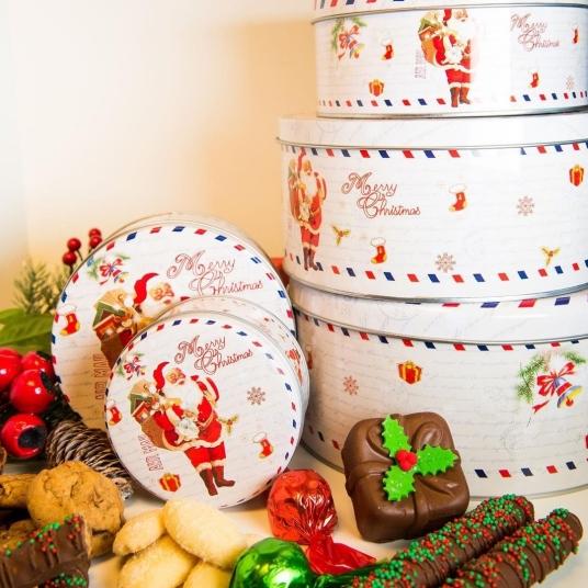 Prima Confiteria traz doces em embalagens presenteáveis neste Natal (Foto: Divulgação)