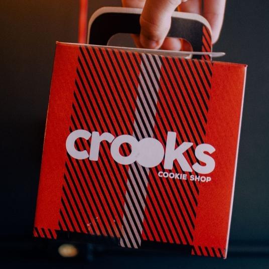 Box de Cookies da Crooks (Foto: Divulgação)