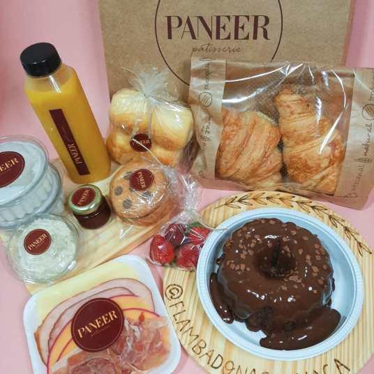 Cestas de Café da Manhã - Paneer Patisserie (2)